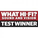 What Hi-Fi? Sound and Vision Test Wiinner