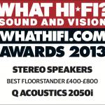 What Hi-Fi? Awards 2013