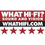 What Hi-Fi? Sound and Vision 5-stars