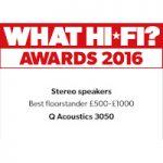 What Hi-Fi? Awards 2016