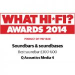 What Hi-Fi? Awards 2014