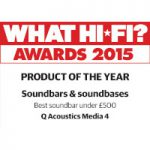 What Hi-Fi? Awards 2015