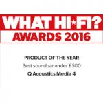What Hi-Fi? Awards 2016