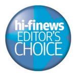 Hi-Fi News Editor's Choice