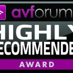 Highly Recommended Award