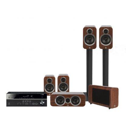 dàn âm thanh hi-fi 5.1