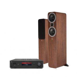 dàn âm thanh hi-fi stereo