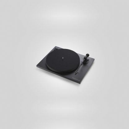 đầu đĩa than triangle series active màu đen